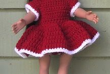 Crochet Doll Clothes / by Debbie McCurry Carter