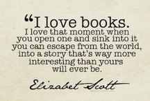 Just Books and Nooks / by Cheryl Darr