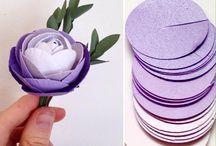 Papír.kytky