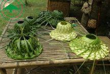 Handwork - Basket weaving