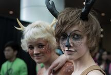 Fancy Frolicking Fauns