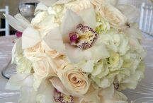 Bouquets / #bouquets #triasflowers #weddings #events #flowers #elegant #miami www.triasevents.com