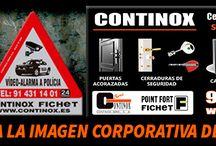 Noticias Continox Fichet Madrid