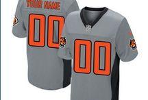 Cincinnati Bengals jersey / Cincinnati Bengals jersey