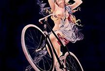 bicis poster