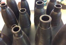 Flasker og små vaser