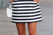 #Striped Dress