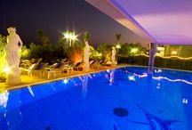 Pool, Sea and Beach / Images from our pool. Beach and sea form Jesolo, Venezia