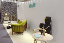 Maison & Objet Sep 2017 / DAM was showcased for the first time at the Maison & Objet trade show in Paris!
