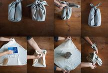 How to Wrap Furoshiki