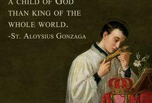 St. Aloysius Gonzaga / 0