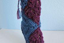 Crochet calcetines