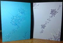 felicitari cards / felicitari mandala inspired