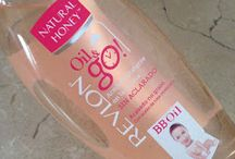Oil&go! Natural Honey / Campaña Natural honey Oil&go