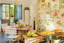 Shabby chic- only white