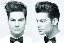 Inspiring mens hair / Stylish men hair styles