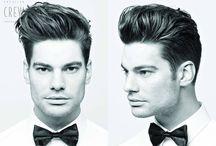 Inspiring mens hair / Stylish men hair styles