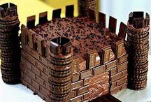 Castillos de tarta
