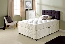 Divan Beds / A selection of the divan beds we manufacture here at our factory.