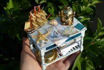 nautical / beach and sailing ideas