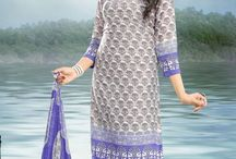 Crepe Unstitched Dress Material / Flat 50% Off. Dress Material @ Rs. 500/- only.