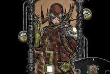 Superhero & Villain Stuff / by Dominic Fires