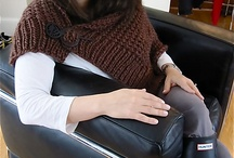 Crochet - Scarves and Wraps / For the Love of Warm Necks