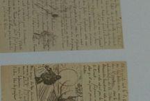 Cartas de Van Gogh a Theo / Correspondencia de cartas que enviaba Vicent Van Gogh a su hermano Theo