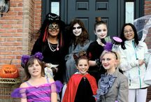 Halloween at Oak Manor 2013 / by Katie Collier