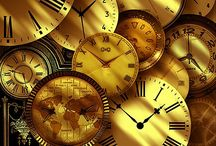 Clocks, clocks and more clocks :D / I have this thing for clocks... They make me all happy and stuffs