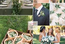 Wedding colour - green