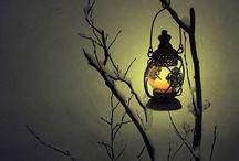 Lanterns & Lighting