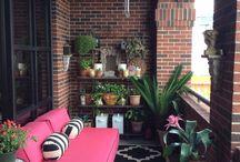 Front patio decor ideas