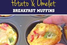 quiches y omelets