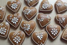 Ginger breads