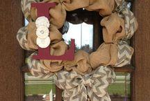 Wreaths / by Tab Itha