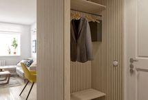 Hostel / design tervek