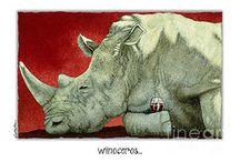 Will Bullas, Studio Seven Arts / Whimsical art by Will Bullas from Carmel CA