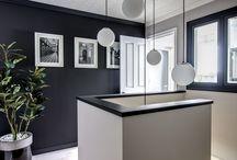 Rustic&Contemporary / Authentic Collectionが扱う家具は、アメリカから輸入するアンティークモダンな家具です。どのスタイルにも溶け込むのでラスティック&コンテンポラリーといったミックススタイルにはとってもお勧めです。