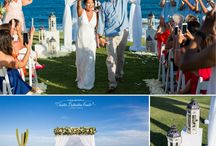 Rustic Chic Oceanfront Wedding at Cabo del Sol
