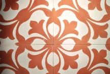 Decor - Referencias pra Cozinha / Estampas, cores e padrões inspiradores que selecionei como inspiração para a minha cozinha.