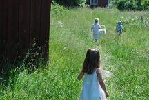 Astrid Lindgren childhood / Idyllic childhood, endless summers