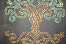 Waldorf kreatív / Waldorf rajz, festés, gyapjú, nemezelés , stb.