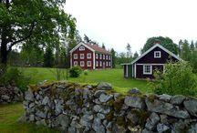 Pictures from Småland, Sweden - Bilder från Småland