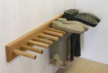 Gumboot Storage