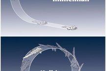 Aircraft acrobatic