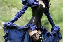 Gótico, cosplay etc.