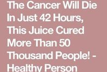 Cures for illness
