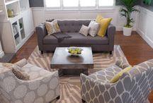 Living Room / by Melissa Lange