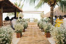 Beach Wedding / Casamento na Praia